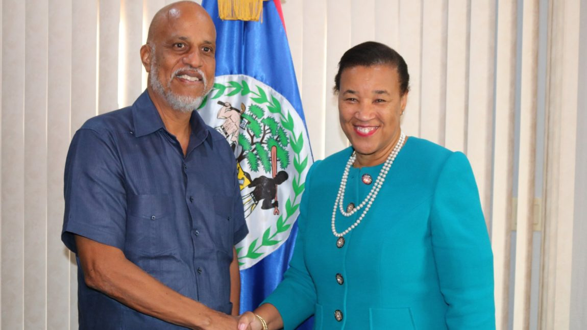 Commonwealth family stands firmly with Belize