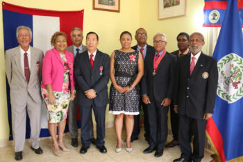 New Year Honours Conferred to Eight Belizeans