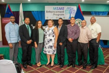 GOB Launches its first MSME Enhancement Program