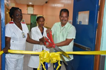Newly Renovated Labour and Delivery Unit